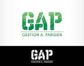 "#157 para Logo Design for ""Gestion A.Parisien"" por AnaKostovic27"