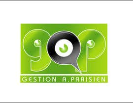 "#163 para Logo Design for ""Gestion A.Parisien"" por GoldSuchi"