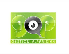 "#166 para Logo Design for ""Gestion A.Parisien"" por GoldSuchi"
