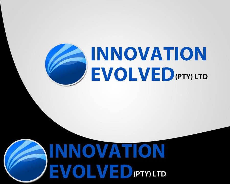 Contest Entry #                                        179                                      for                                         Logo Design for INNOVATION EVOLVED (PTY) LTD