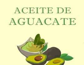 #2 para Etiqueta para botella de aceite de aguacate. por VascoIMedia