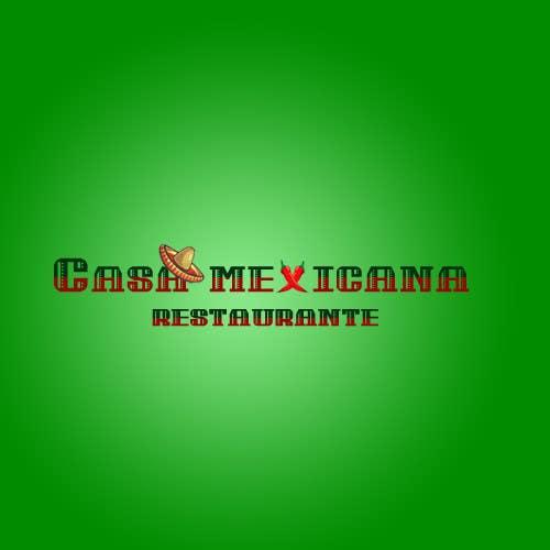 Penyertaan Peraduan #5 untuk logo para pequeño restaurante mexicano