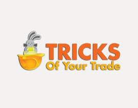 """Nro 3 kilpailuun logo """"Tricks of Your Trade"""" käyttäjältä Chanessra"""