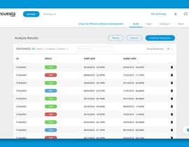 Nro 35 kilpailuun Design a web application layout mockup - only one page - first of many projects käyttäjältä livinkco