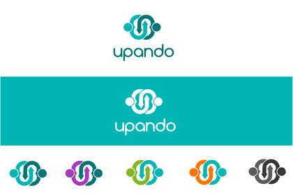 #52 untuk Design a Logo for a Digital Goods Marketplace called Upando oleh putul1950