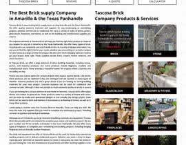 #10 for website for brick by vyasrohan