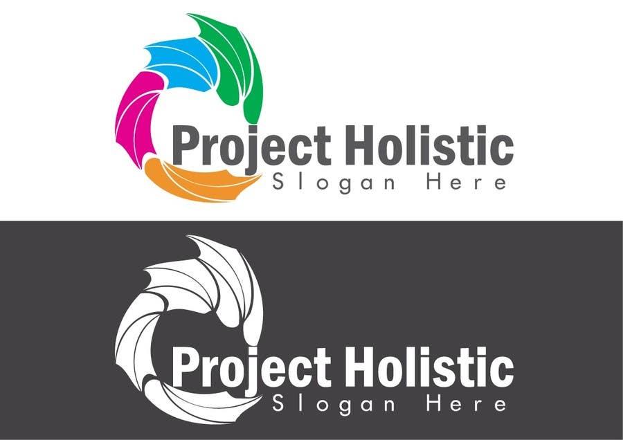Bài tham dự cuộc thi #16 cho Design a Logo for Project Holistic