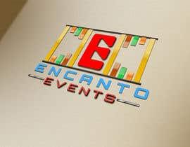 """Nro 51 kilpailuun Design a Logo for """"Encanto Events"""" käyttäjältä TrezaCh2010"""
