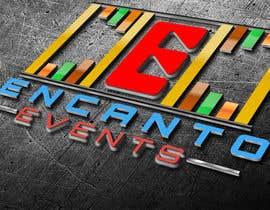 """Nro 55 kilpailuun Design a Logo for """"Encanto Events"""" käyttäjältä TrezaCh2010"""