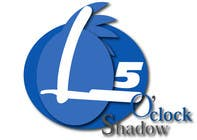 Contest Entry #14 for Design a Logo and banner for 5 Oclock Shadow