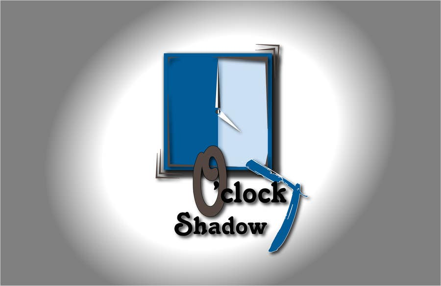 Kilpailutyö #19 kilpailussa Design a Logo and banner for 5 Oclock Shadow