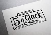 Contest Entry #24 for Design a Logo and banner for 5 Oclock Shadow