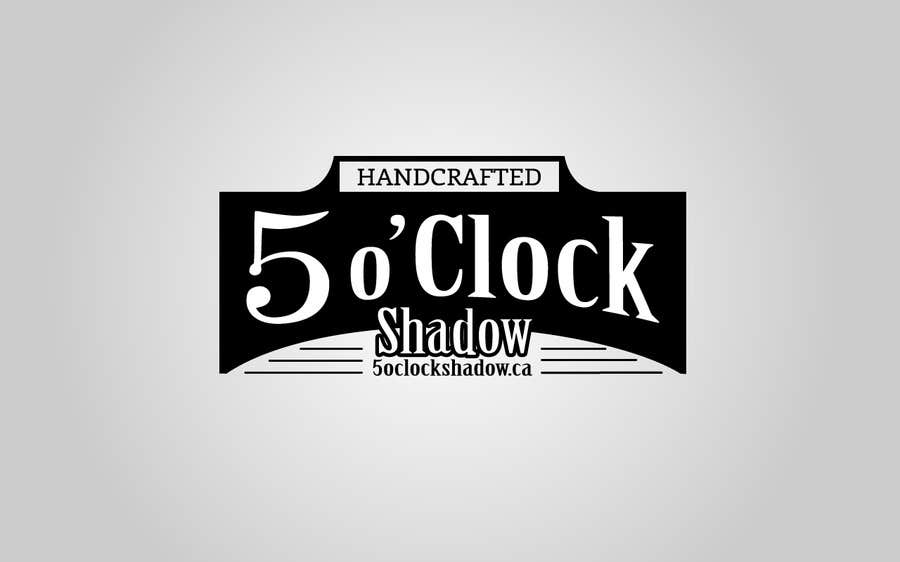 #27 for Design a Logo and banner for 5 Oclock Shadow by BiancaN