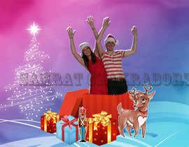 samrat66 tarafından Illustrate two people bursting out of a Christmas Gift için no 8