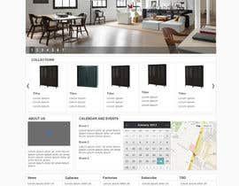 authenticweb tarafından Design a Website Mockup for our company HOME PAGE ONLY için no 6