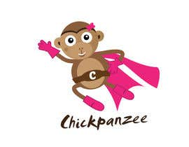 #92 para Cute Monkey Design por danumdata