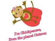 Graphic Design Entri Peraduan #101 for Cute Monkey Design