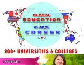 Nro 6 kilpailuun Design a Banner for an overseas education and immigration company käyttäjältä mmpiplani