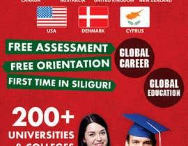 Nro 14 kilpailuun Design a Banner for an overseas education and immigration company käyttäjältä ravi05july
