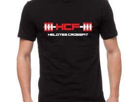 Nro 1 kilpailuun Badass HCF tshirt design käyttäjältä peteteerapats