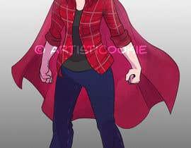Nro 7 kilpailuun Create Cartoon Character from Photo käyttäjältä Artisticookie