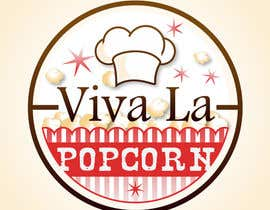 #107 for Design a Logo for a Fun online Popcorn Store! by SabreToothVision