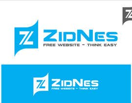 #62 for Design a Logo for zidnes by Asifrbraj