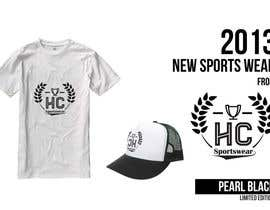 #27 for Logo HC needed for T-Shirt +CAP af SagarChitrakar