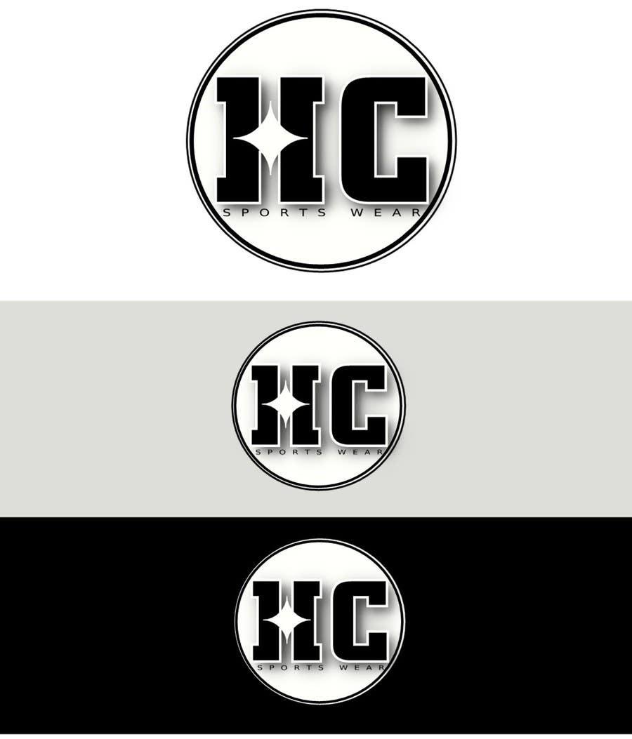 Bài tham dự cuộc thi #38 cho Logo HC needed for T-Shirt +CAP