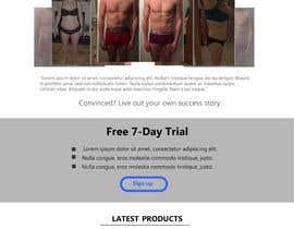 kayrico tarafından Design a Website Mockup için no 12