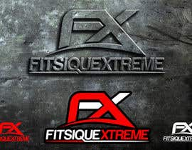 #125 para Design a Logo for FITSIQUE Xtreme por arteq04