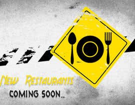 "#9 cho Bright  Logo/Design for ""New Restaurants Coming Soon"" bởi MYoro"