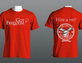 Nro 26 kilpailuun Design a T-Shirt käyttäjältä nobelahamed19