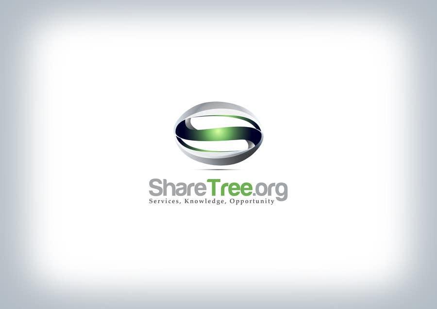 Inscrição nº 275 do Concurso para Design a Logo for ShareTree.org