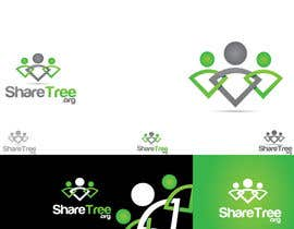 #242 for Design a Logo for ShareTree.org by zainnoushad