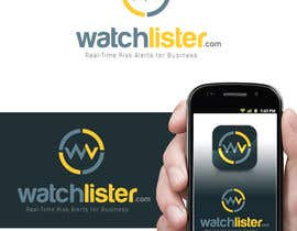 #80 for Design a Logo for watchlister.com af suneshthakkar