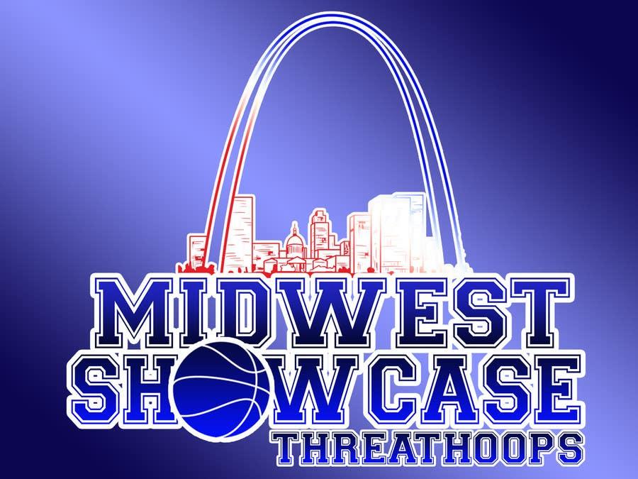 Penyertaan Peraduan #69 untuk Design a Logo for Youth Basketball Tournament