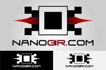 Graphic Design Kilpailutyö #68 kilpailuun Logo Design for NanoQR LLC, Paris