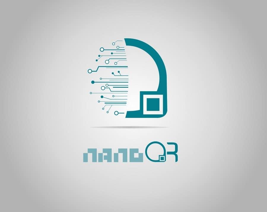 Contest Entry #                                        124                                      for                                         Logo Design for NanoQR LLC, Paris
