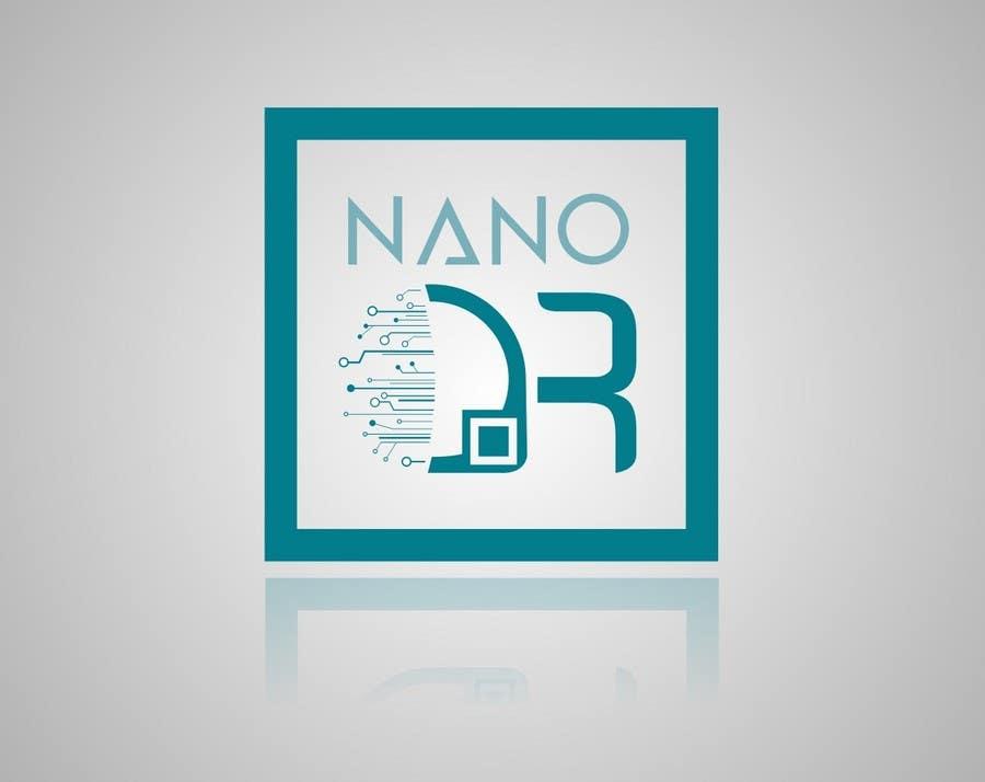 Kilpailutyö #                                        129                                      kilpailussa                                         Logo Design for NanoQR LLC, Paris