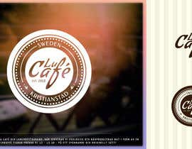nº 469 pour Logo Design for lu cafe par jellyinhead