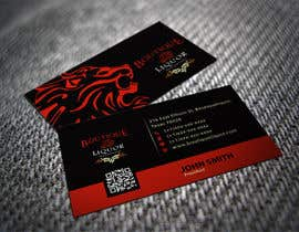 #46 untuk Design some Business Cards for Boutique liquor oleh shyRosely