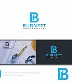 marts53 tarafından Burnett Carpentry Logo için no 9