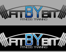 #138 para Logo design for Fit By Bit personal and group fitness training por dasilva1