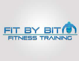 #32 pentru Logo design for Fit By Bit personal and group fitness training de către Memoolin