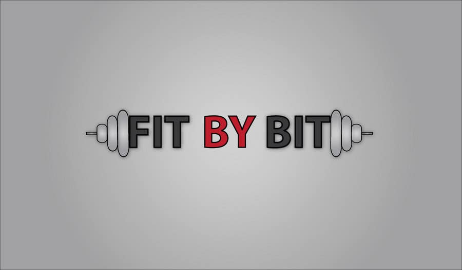 Konkurrenceindlæg #175 for Logo design for Fit By Bit personal and group fitness training