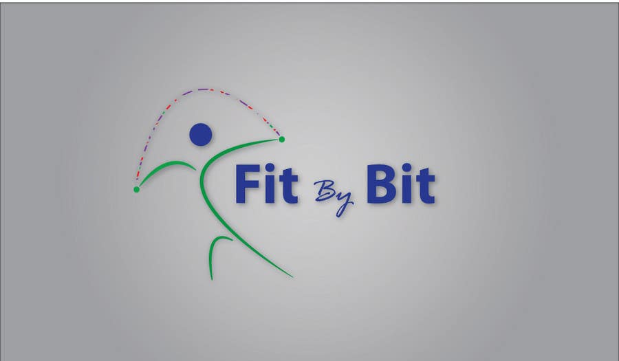 Konkurrenceindlæg #137 for Logo design for Fit By Bit personal and group fitness training