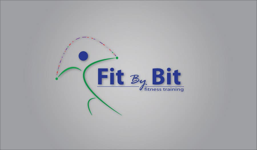 Konkurrenceindlæg #135 for Logo design for Fit By Bit personal and group fitness training