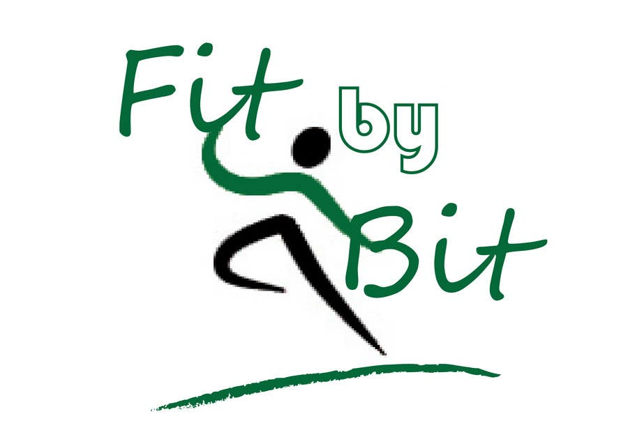 Konkurrenceindlæg #27 for Logo design for Fit By Bit personal and group fitness training