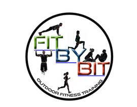 #30 para Logo design for Fit By Bit personal and group fitness training por sparks3659